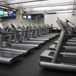 Treadmills are a great workout to get your legs and heart in shape.