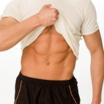 Follow these four tips to achieve a flat stomach.