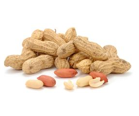 Roasted and Healthy Peanuts