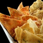 picture of pita chips