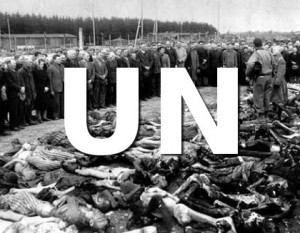 picture of united nations effect
