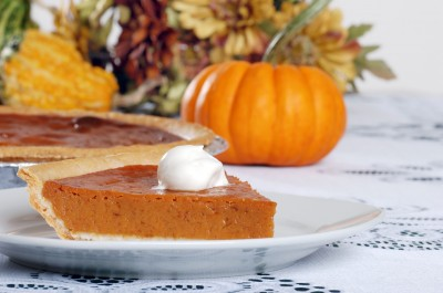 Christmas Classical Pumpkin Pie