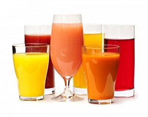 picture of fresh juices fruit and vegetable