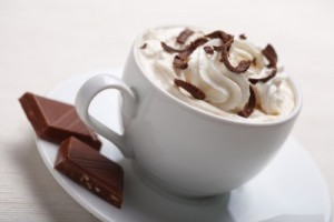 picture of delicious hot chocolate