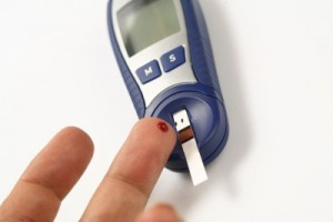 picture of blood sugar reading glucose