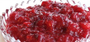 picture of Cranberry Sauce