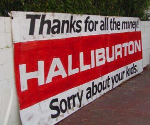 Halliburton is sued over Cold War missile casing site