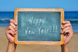 picture of happy new year sign
