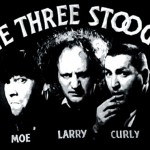 picture of three stooges