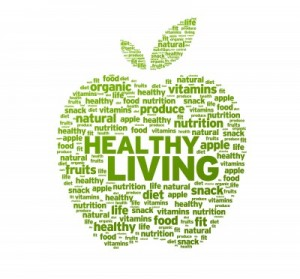 picture of healthy living logo
