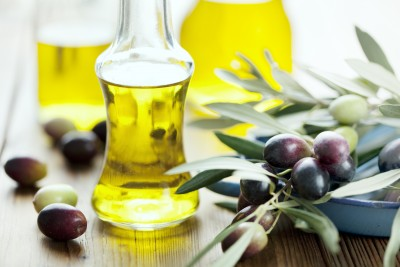 Oil from Olive's great for your health