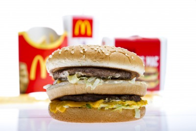 High sodium content responsible for fast food burgers not decomposing