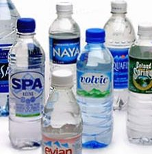 What's in that bottled water your drinking?