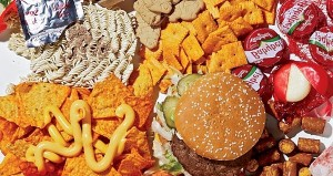 picture of processed foods