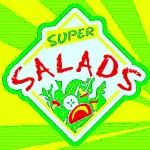logo of the super salad