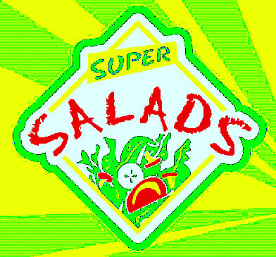 Super salad to your rescue