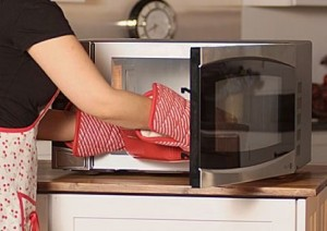 picture of microwave cooking