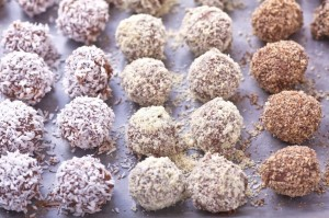 picture of Almond balls
