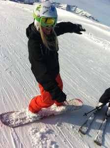 picture of snowboarder