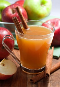 picture of hot cider