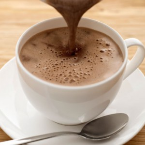 hot chocolate HFT