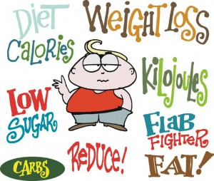 pictture of weight loss cartoon