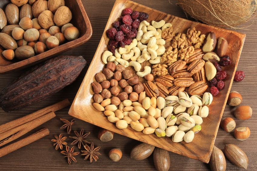 The Nuts and Bolts of the Mediterranean Diet