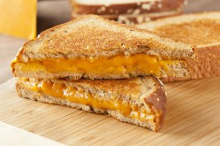 Chef Ed's Grilled cheese