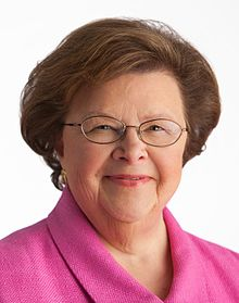 picture of Sen. Barbara Mikulski (D-Md.) heads the Appropriations Committee that approved the provision known as the Monsanto Protection Act.