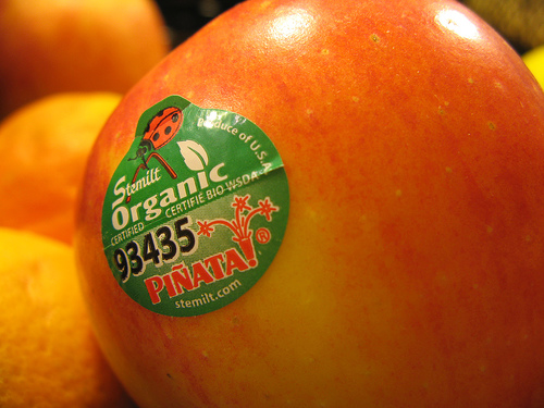 Faking The O – Organic Food Fraud