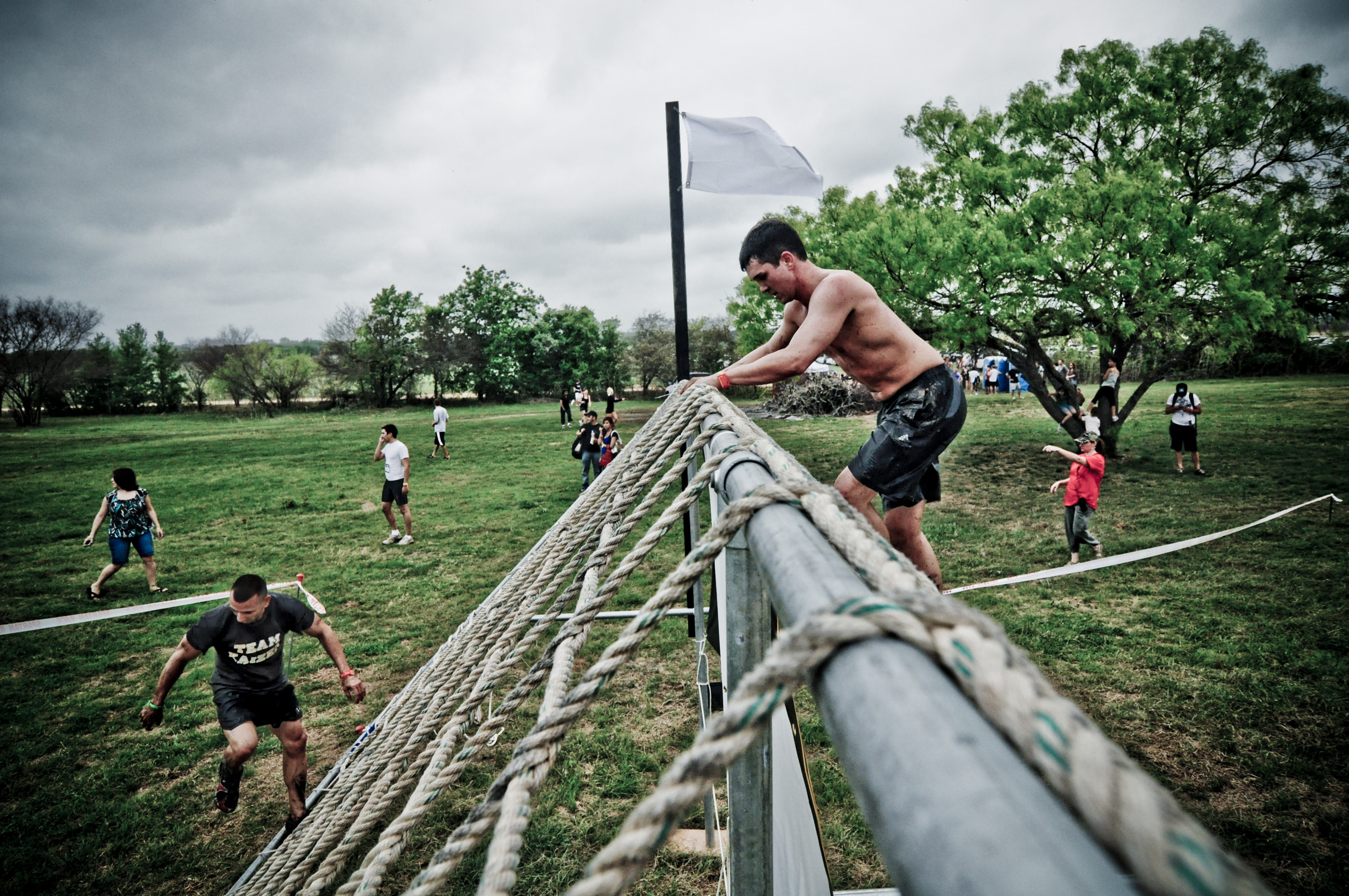 Obstacle Races Are Fitness Fun