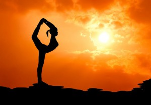 Doing yoga is way to get your body and mind fit and rid you of mood swings and stress.
