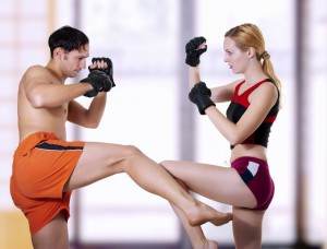 Martial arts fusion classes blend kickboxing, karate, Tai Chi, yoga and more to achieve a strong, fit and flexible body.