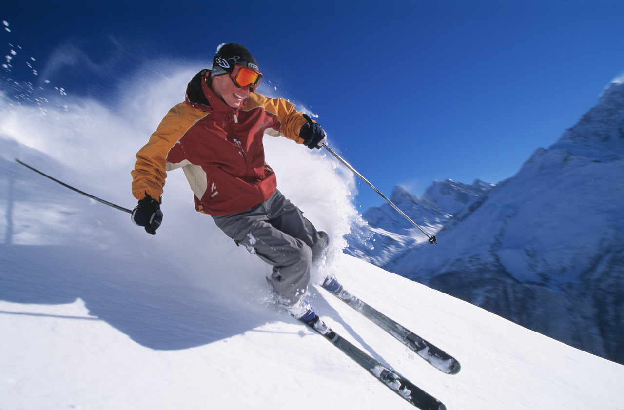 Skiing For Exercise
