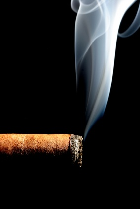 Bigger isn't better: Cigar secondhand smoke