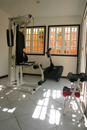 Building a Gym at Home
