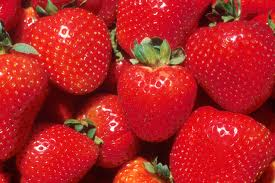 The good news on strawberries