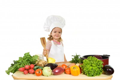 3 Cool ways to get your kids to eat their vegetables