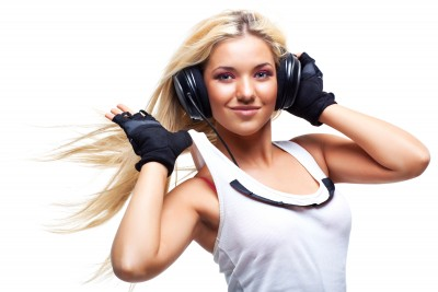 How music helps you loose weight