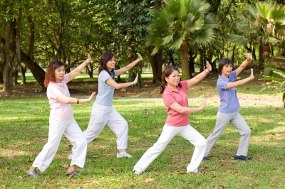 Boost your Health with Tai Chi