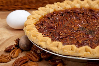 Chef Ed's Christmas Pecan Pie