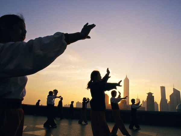 Tai Chi great for your heart