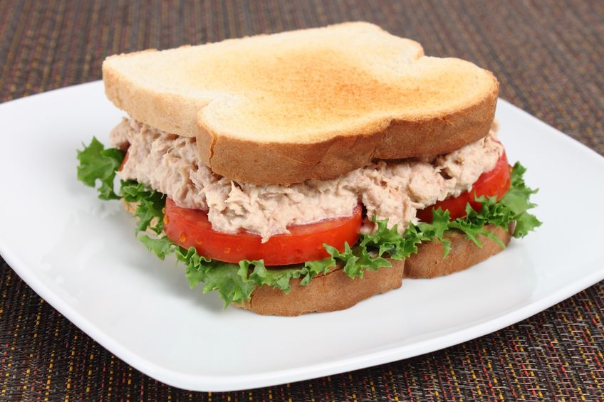 Chef Eds Spicy and Yummy Tuna Sandwich