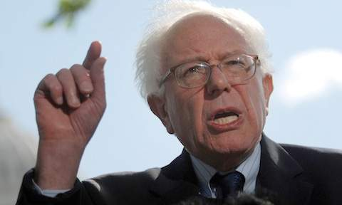 Take the good with the bad: The Sanders amendment