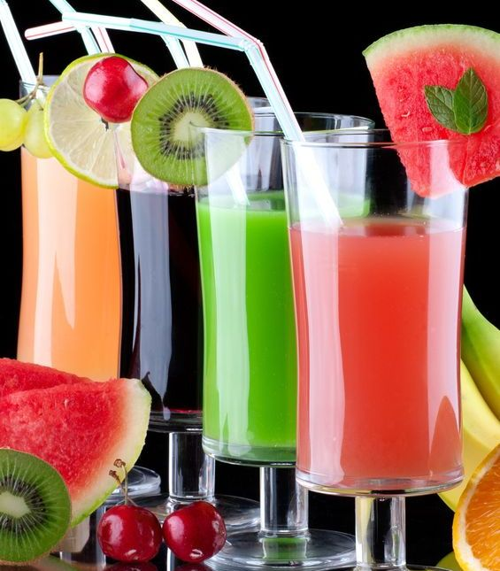 Healthy and Refreshing Drink Alternatives