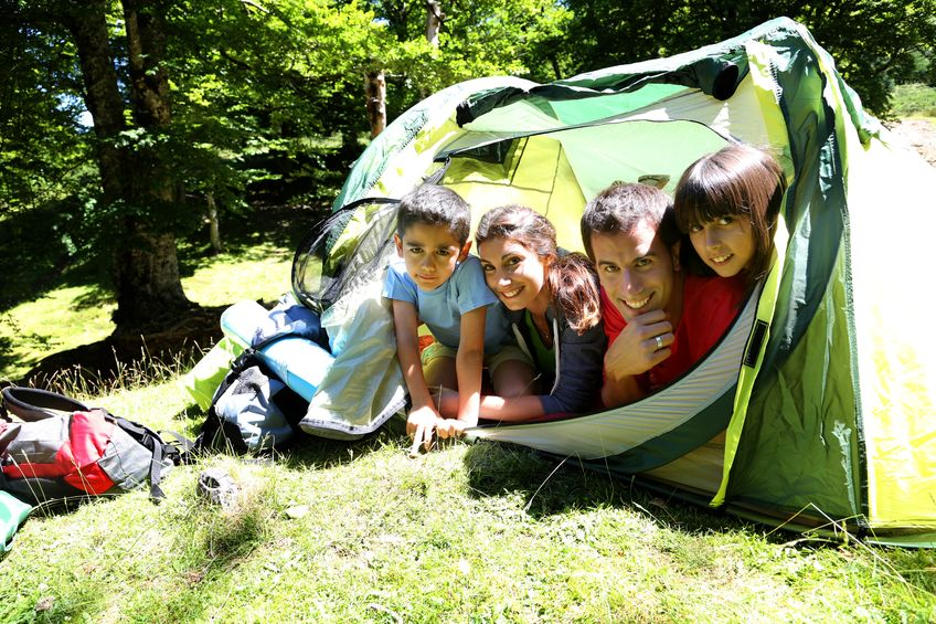 Planning On taking The Kids Camping?  here Are A Few Helpful Tips