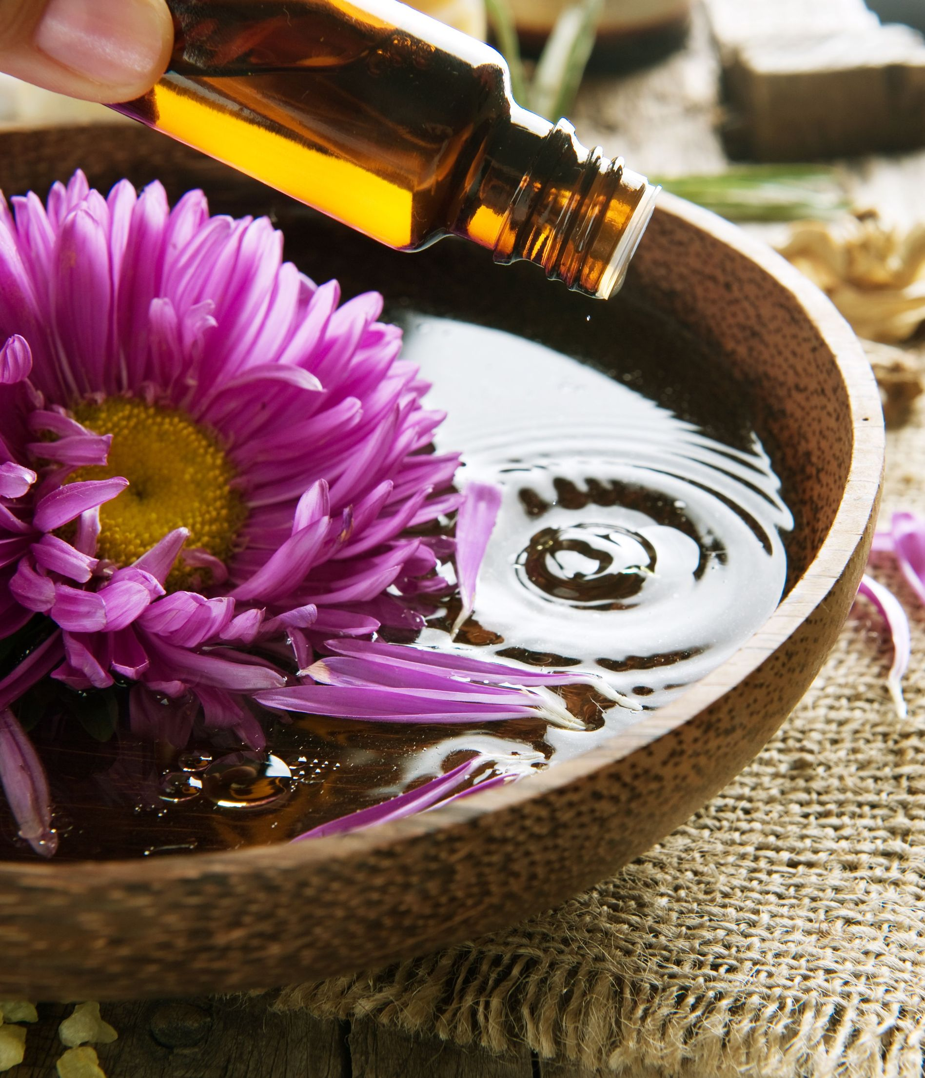 Aromatherapy Can Heal