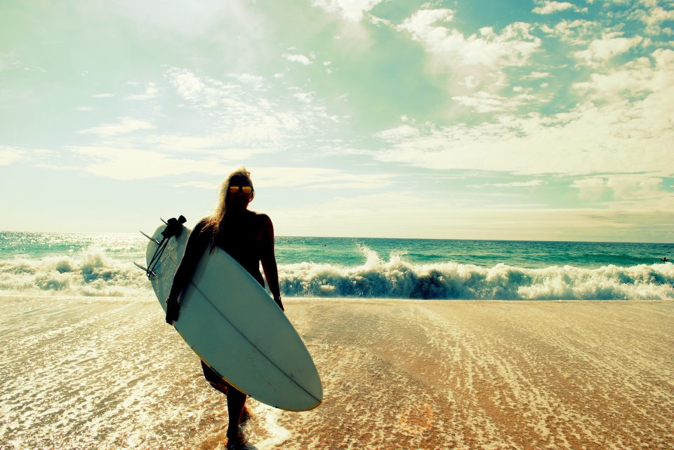 Surfing The Fitness Waves