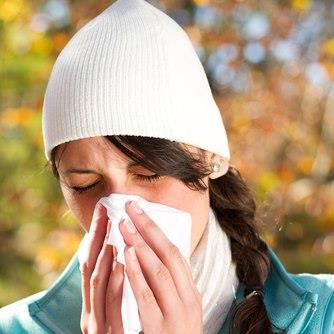High Temps Lead to High Fall Allergies