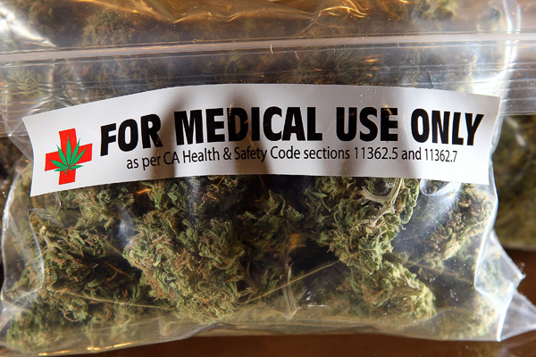 Medical Marijuana Initiatives in 2012: A Choice for Patients' Rights
